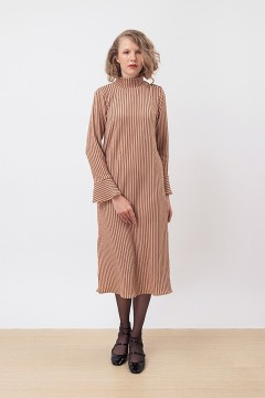 Caramel Palazo Dress