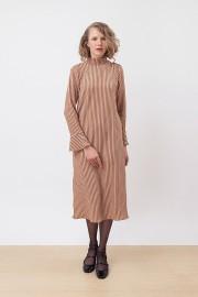 Caramel Palazo Dress