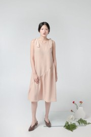 Creme El Nido Dress