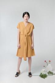Mustard Kala Dress