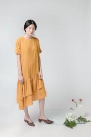Mustard Fave Dress