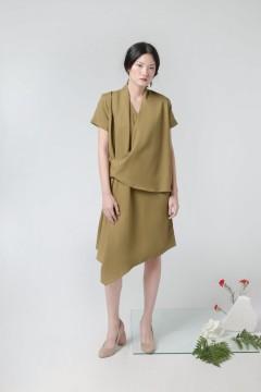 Moss Cesea Dress