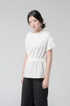 White Prenza Top