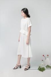 White Alanza Dress