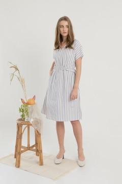 Misty Reflex Dress