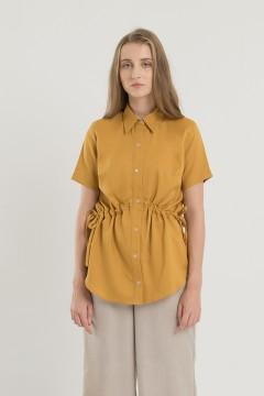 Mustard Lavish Shirt