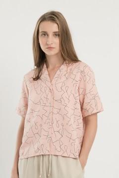 Pattern Beta Shirt