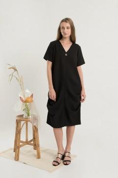 Black Delta Dress