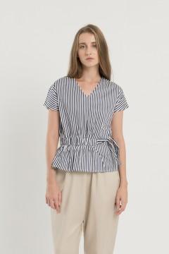 Stripes Omega Top