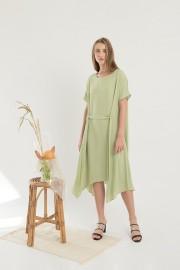 Spring Natural Dress