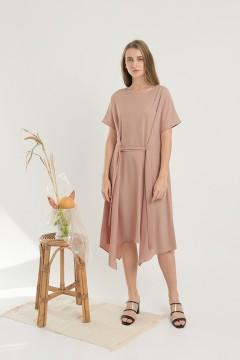 Creme Natural Dress