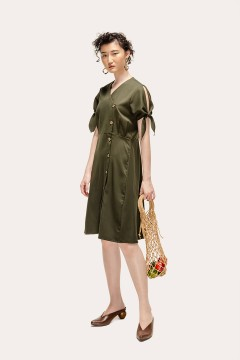 Army Aurora Dress