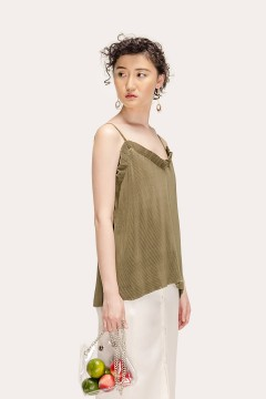 Army Pleated Tank