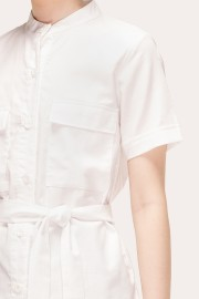 White Savana Top