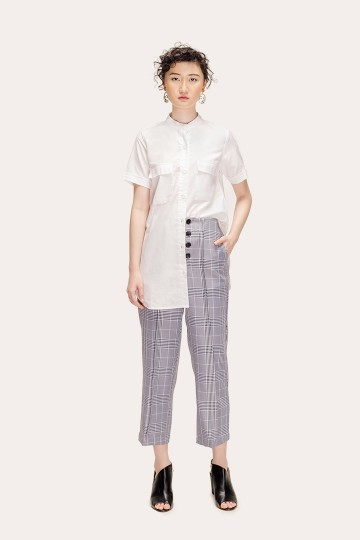 Checked Tantra Pants