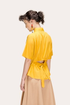 Mustard Cava Shirt
