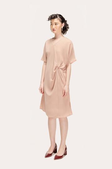 Latte Danela Dress