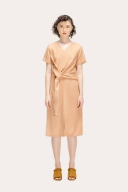 Camel Kaluna Dress