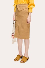 Textured Kendra Skirt