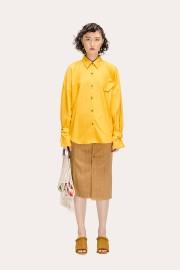 Mustard Luna Shirt
