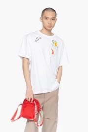 White SS'19 Signature Tshirt