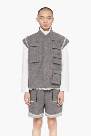 Tweed Industrial Vest