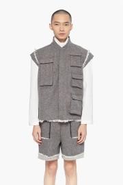 Tweed Industrial Vest