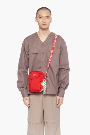 Taupe Neutron Oversized Shirt