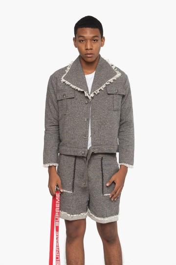 Tweed Industrial Jacket