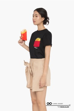 French Fries Tshirt