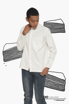 STRIPES LS SHIRT