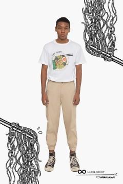 CREME JOGGER PANTS