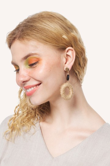 Nature Rope Earrings