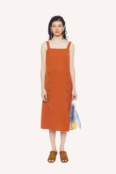 Amber Odyssey Dress