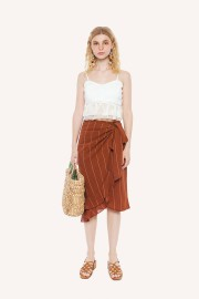 Brick Wall Byron Skirt
