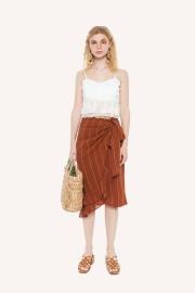 Brick Wall Byron Skirt