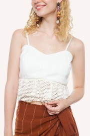 Nett Costa Cropped Top