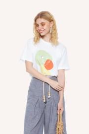 Abstract Summer Tshirt