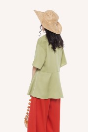 Sage Maui Top Outer