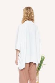 White Caspian Kimono