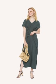 Forest Nastya Dress