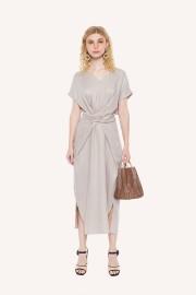 Khaky Nastya Dress