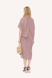 Plum Kaftan Dress
