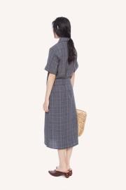 Stone Utility Dress