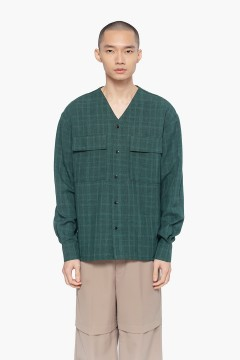 Forest Neutron Oversized Shirt