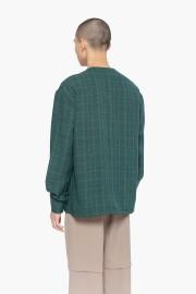 Forest Neutron Oversized Shirt