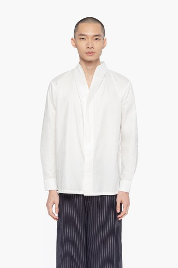 White Trovert Shirt