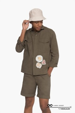 Army Breakfast Jacket