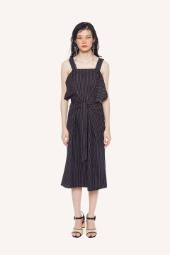 Pinestripes Olla Dress