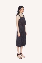 Pinestripes Olla Dress